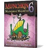Edge Entertainment Munchkin 6: Mazmorras Majaretas (EESJMU06)
