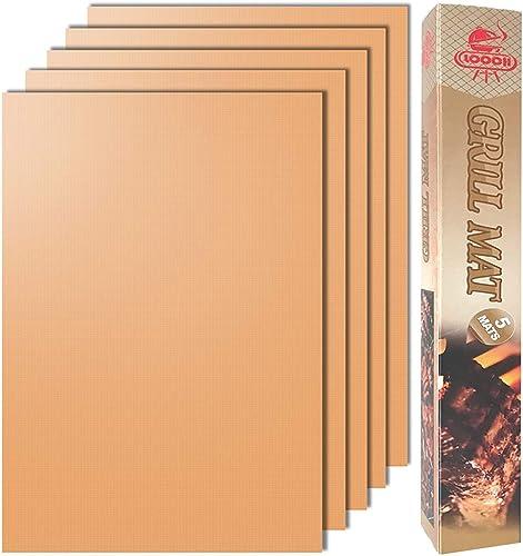 Best Copper Grill Mat