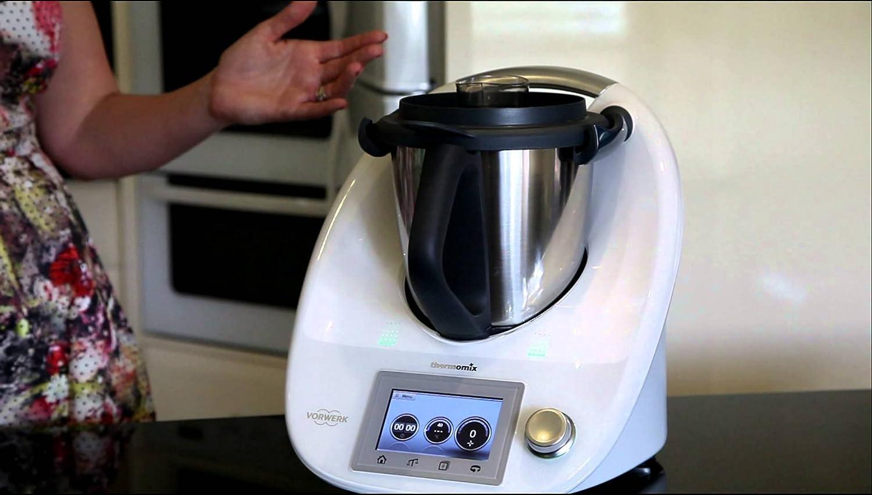 Vorwerk Thermomix TM5 Robot de cocina multifunción: Amazon.es ...