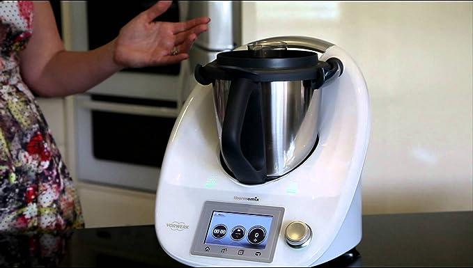 Vorwerk Thermomix TM5 Robot de cocina multifunción: Amazon.es: Grandes electrodomésticos