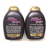 OGX Repairing Awapuhi Ginger Duo Set, Shampoo & Conditioner