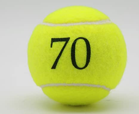 Precio cumpleaños edad pelotas de tenis 1 x 3 bolas tipo tubo 2 bolas fabricado en