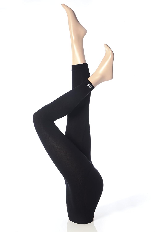 1 No Ladies GENUINE Original Thermal Tog Heat Holders Leggings/Long Johns BLACK available in S/M & L/XL