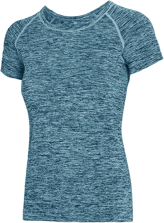 f/ür Fitness//Yoga//Pilates Night/&Night Damen-T-Shirt /ärmellos 100 /% Bio-Baumwolle