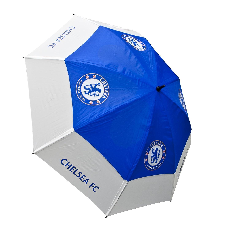 Chelsea FC Parapluie de golf Bleu/blanc   B001T6IXOY