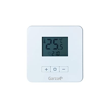 Garza 400610 Termostato, Blanco