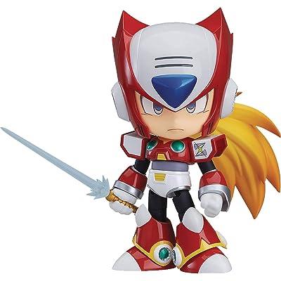 Good Smile Mega Man X: Zero Nendoroid Action Figure: Toys & Games