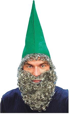 eef368a742e Dwarf Hat Green   Beard (Hats) - Male - One Size  Bristol Novelty ...