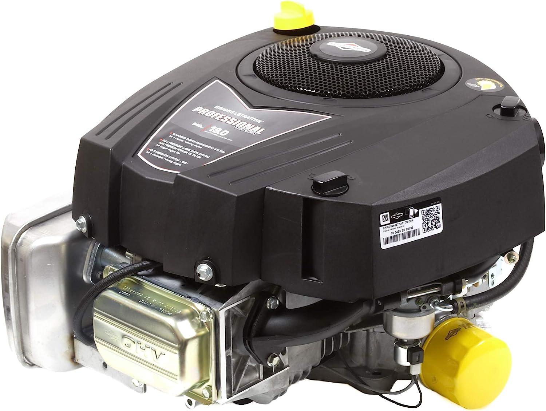 Briggs & Stratton 40s40–40 g40 Intek Série 409 HP 40 CC Moteur de  cylindre Unique