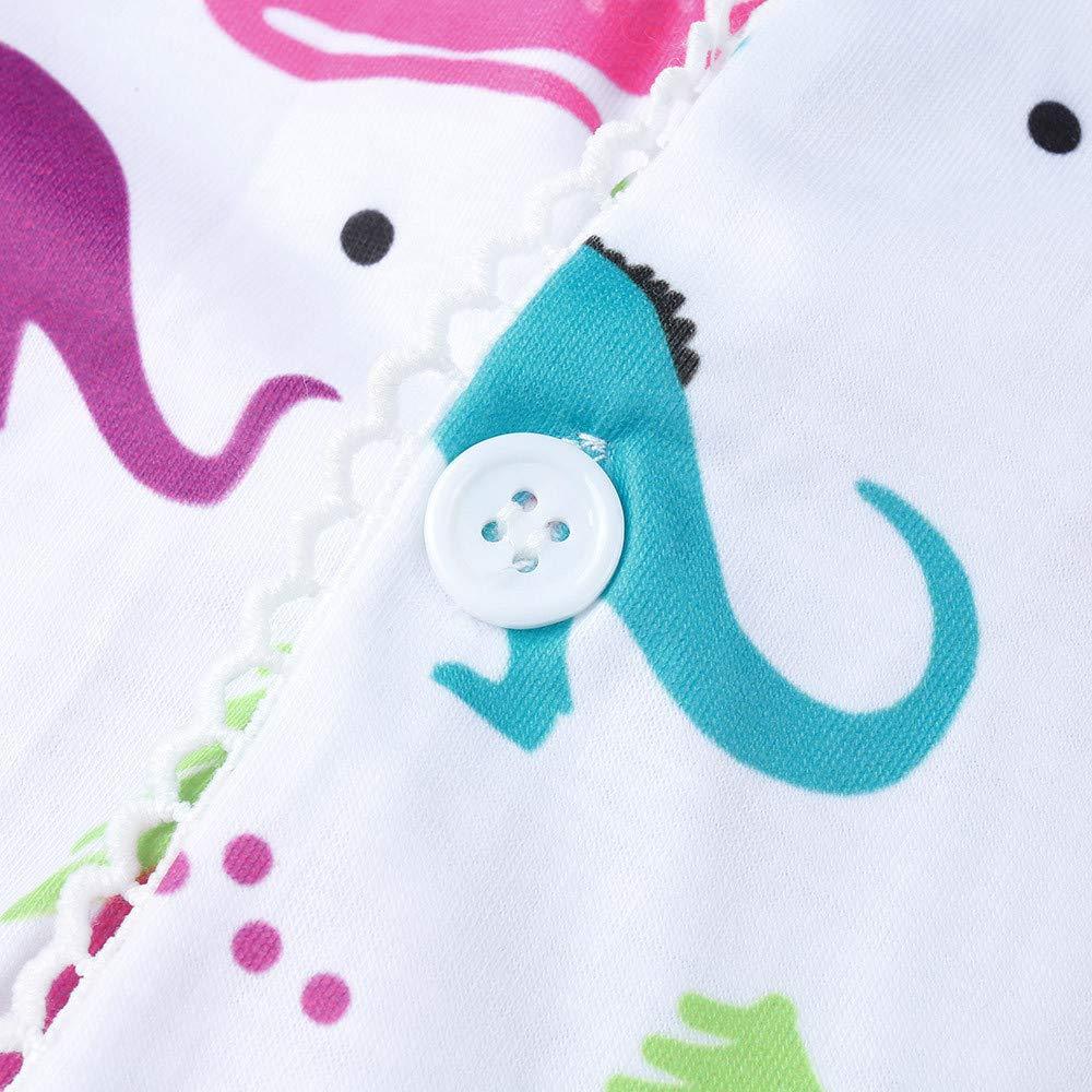 Size:XL, Women AutumnFall 2018 New Style Family Christmas Dinosaur Print Pajamas Set for Kids Baby Girls Boys Women Winter Clothes
