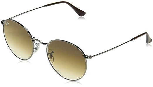 6bf78d113 Ray Ban Round 3447N 00451 - Óculos de Sol: Amazon.com.br: Amazon Moda
