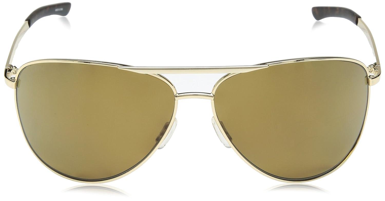 Smith Optics Adult Serpico 2 Polarized Sunglasses Gold Sun Green Mirror Lens