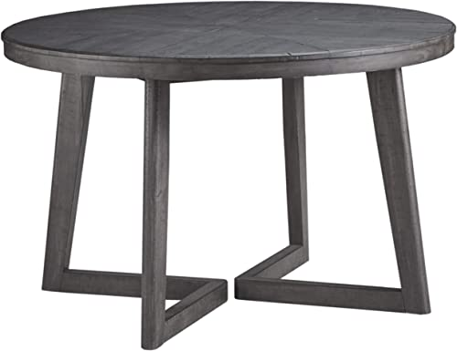 Signature Design by Ashley Besteneer Dining Room Table, Dark Gray