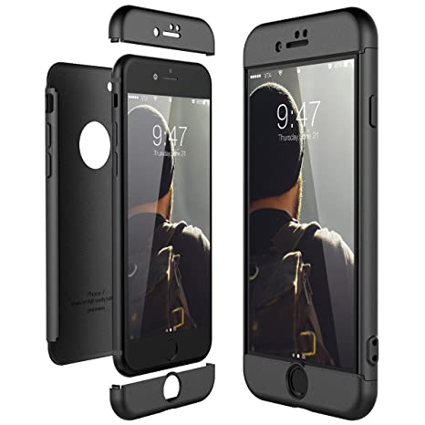 custodia iphone 7 360 gradi