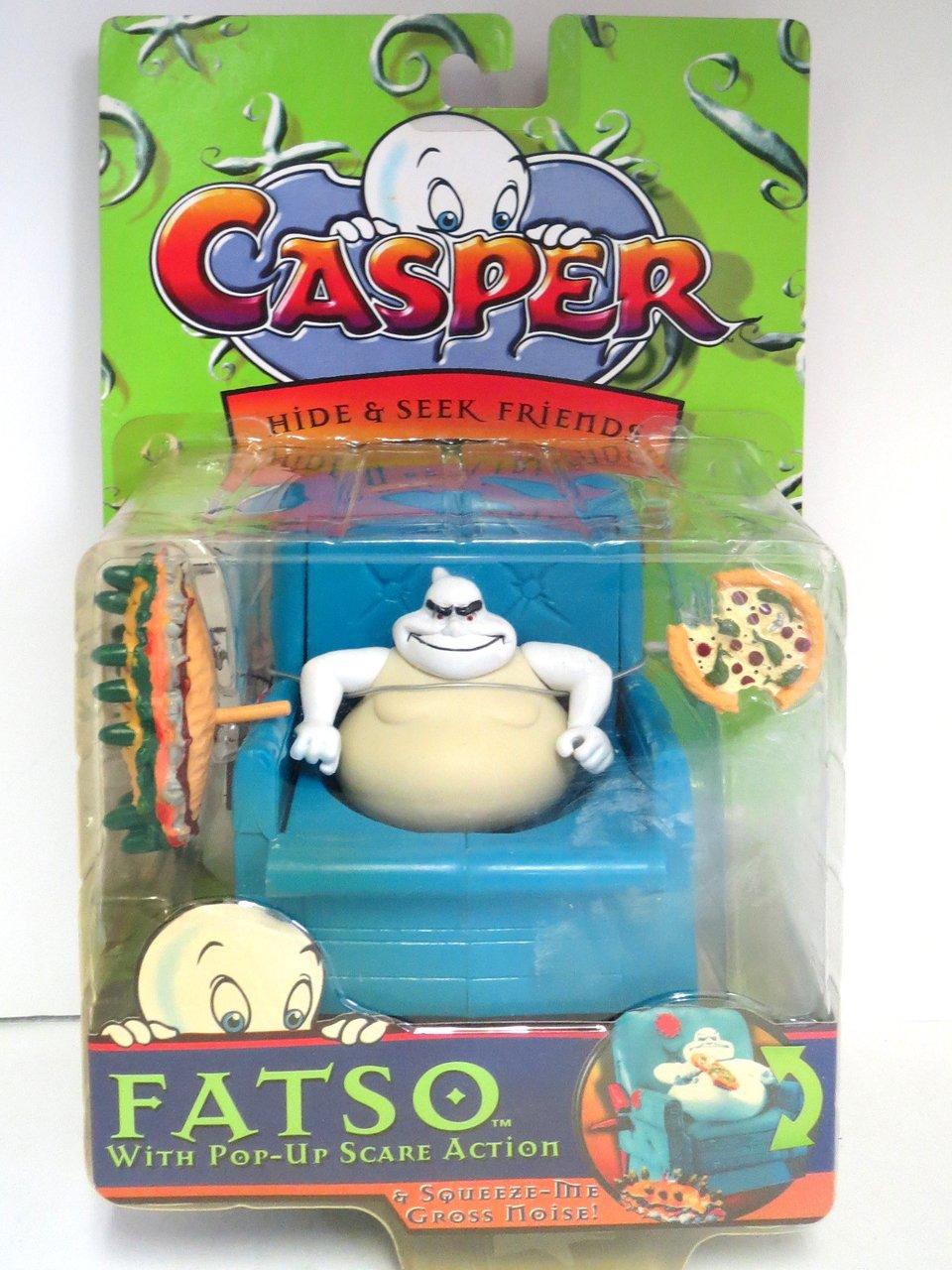 Casper the Friendly Ghost Fatso Figure by Harvey