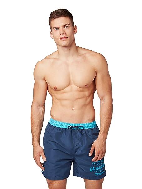 Sortendesign professioneller Verkauf neueste TOM TAILOR für Männer Nightwear Badehose mit abgesetztem Bund