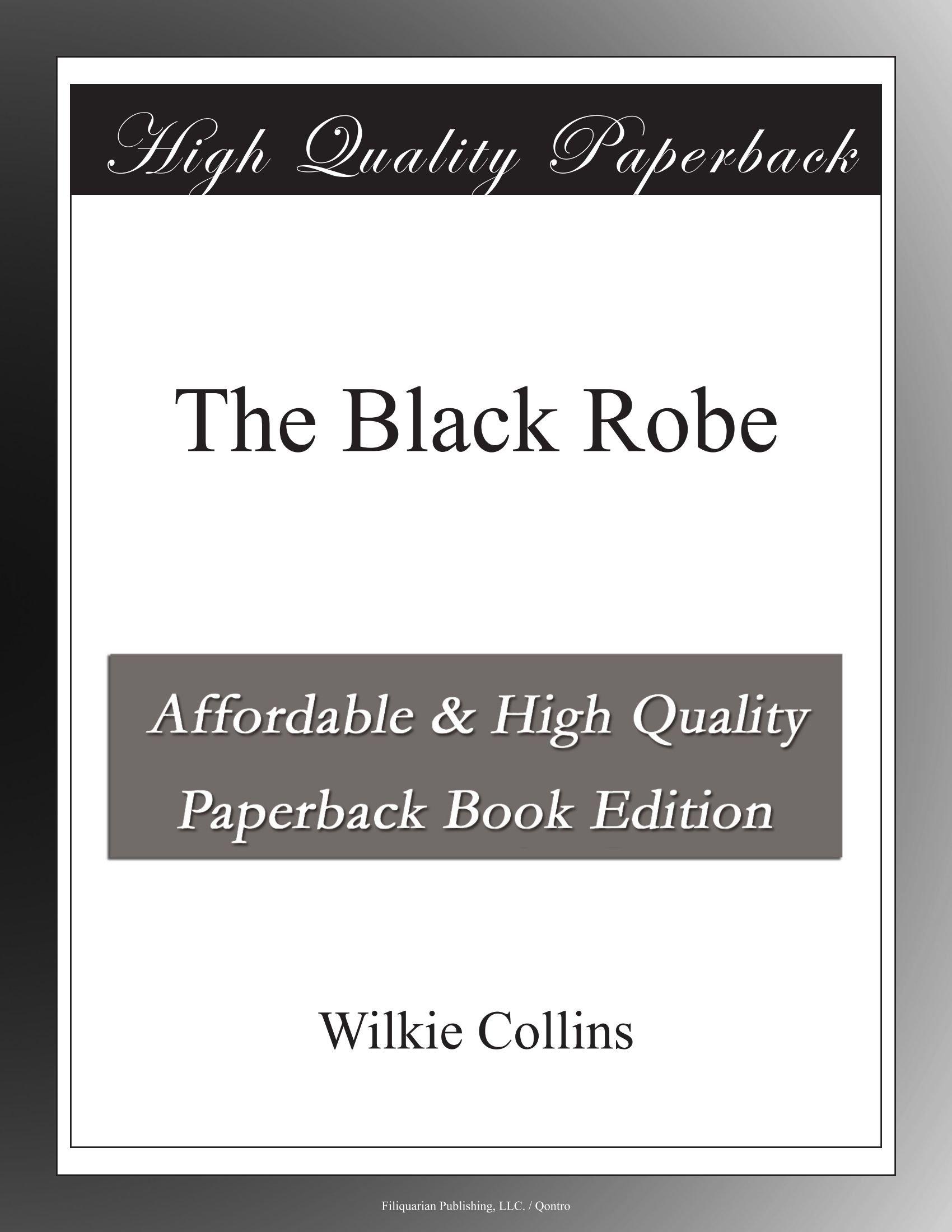 The Black Robe pdf epub