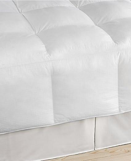 Amazon Com Calvin Klein Shadow Stripe Full Queen Comforter Home