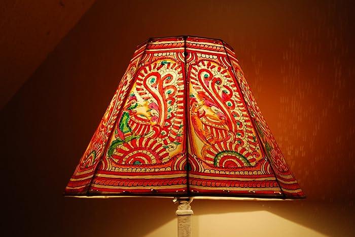Amazon peacock tribal ethnic lampshade lampshade floor lamp peacock tribal ethnic lampshade lampshade floor lamp lamp shade floor lamp shade mozeypictures Image collections