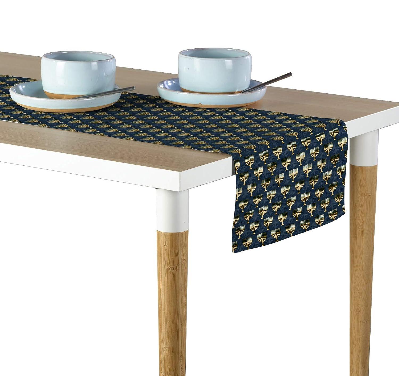 Menorahテーブルランナー各種サイズ 14
