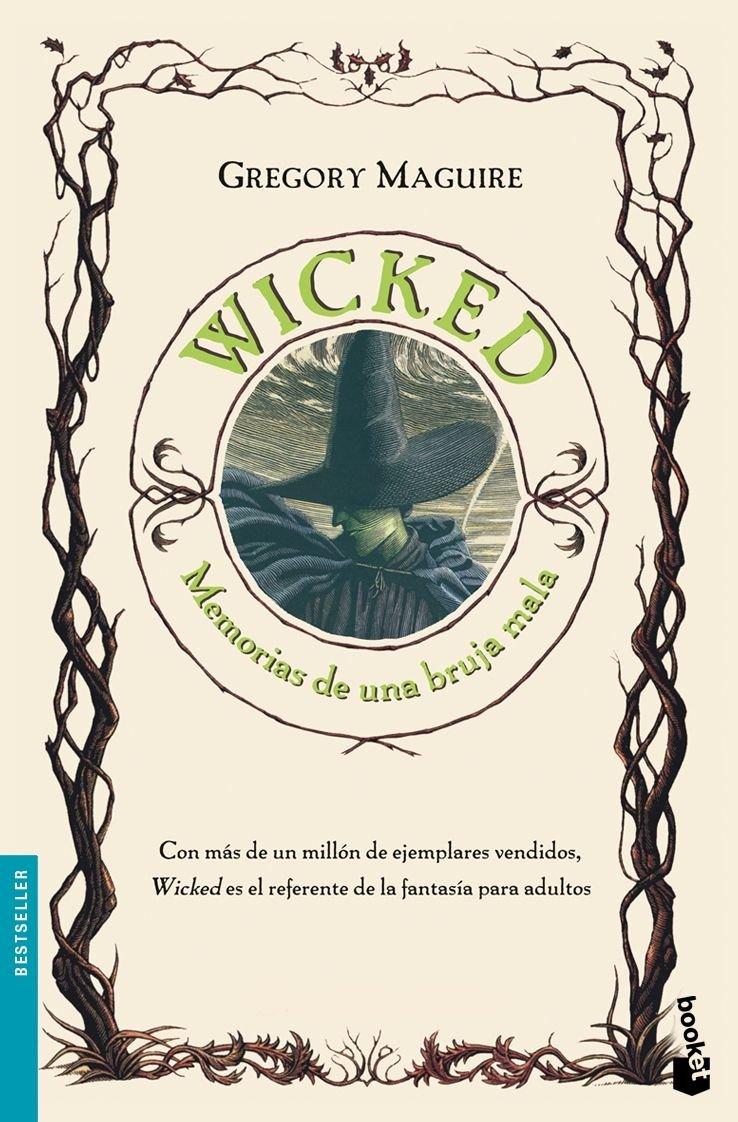 wicked memorias de una bruja mala