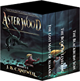 Aster Wood: Epic Fantasy Bundle (Books 1-3): The Lost Maps of Almara, The Book of Leveling, The Blackburn Son