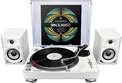 plx500dm-pack-w Kit Ahorro Tocadiscos Profesional plx-500-w y ...
