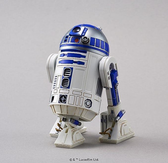 Statues Toys & Games Bandai Hobby Star Wars 1/12 Plastic Model BB ...