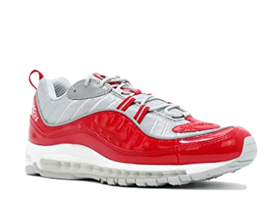 first rate 2f078 462d5 Amazon.com | Air Max 98 / Supreme 'Supreme' - 844694-600 ...