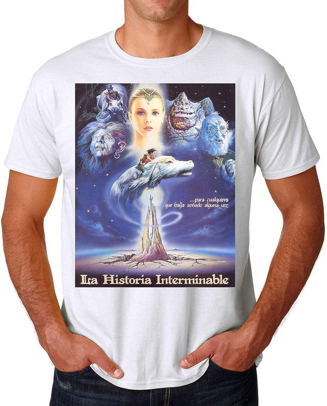 KRISSY Infinite Story La Historia Interminable Movie Mens T ...