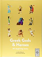40 Inspiring Icons: Greek Gods And Heroes: Meet