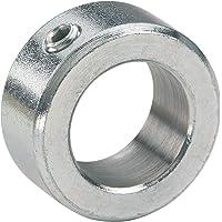 Dörner + Helmer 483022 stelring 20,2 mm met binnenzeskant en grubschroef 2 stuks