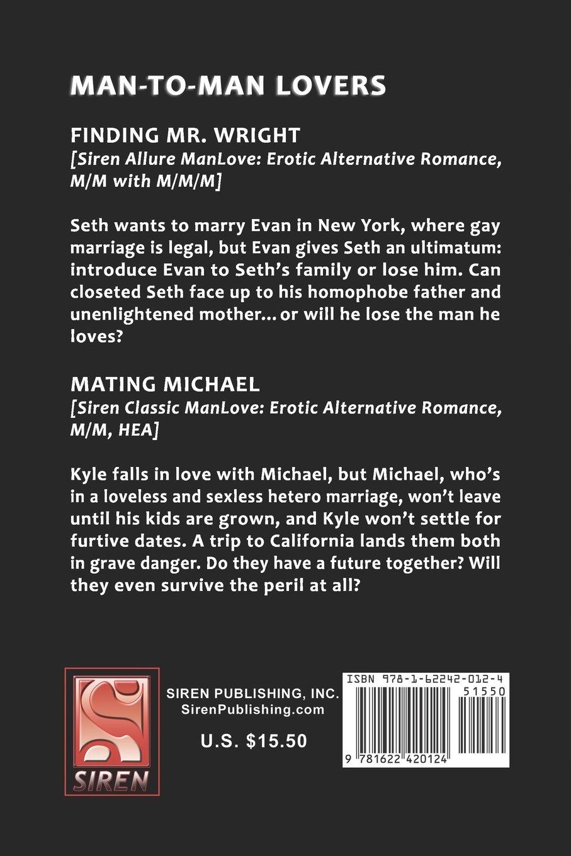 His Perfect Mate Siren Publishing Classic Manlove Jarrett Aj