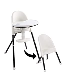Primo Cozy Tot Deluxe Convertible Folding High Chair