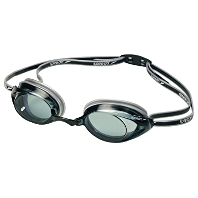 Speedo Unisex-Adult Swim Goggles Vanquisher 2.0 : Swimming Goggles : Clothing