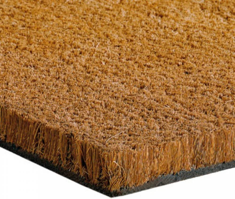 Premier Flooring /& Furniture Ltd Coir Matting Coconut In 1m /& 2m Wide 17mm 0.5m x 1m