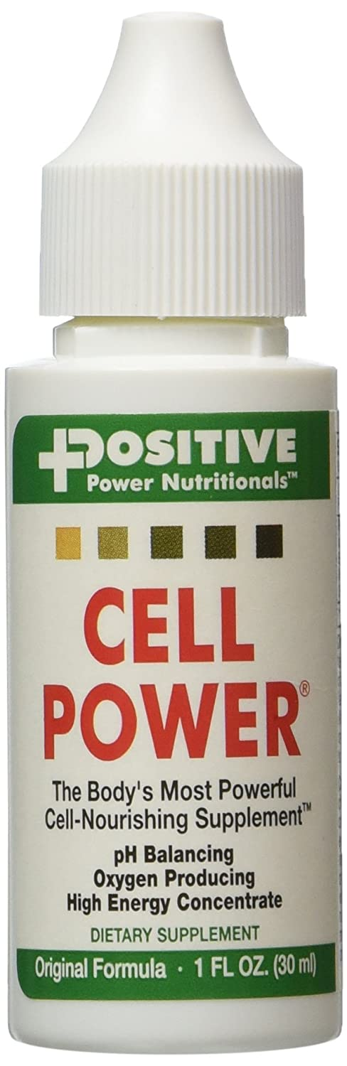Positive Power Nutritionals Cell Power 1oz