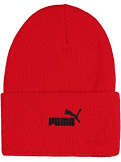 c723a751 Men's Beanie (2127003_Love Potion and Black_Adult): Amazon.in ...
