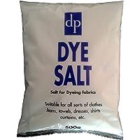 1 x DYE SALT 500g Dri Pak Dye