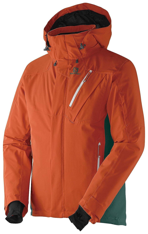 Salomon Herren Outdoor Jacke Iceglory Jacket: