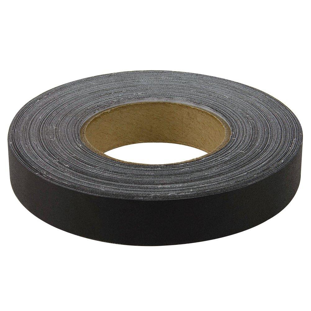 BookGuard Premium Cloth Book Binding Repair Tape 1''W x 60yd Roll (Black)
