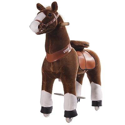 PonyCycle Horse - Juguetes de Montar: Juguetes y juegos
