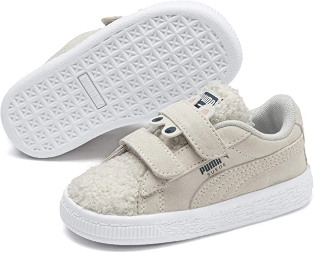 PUMA Basket Suede Winter Monster pour bébé: