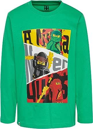 LEGO Ninjago Cm Camisa Manga Larga para Niños