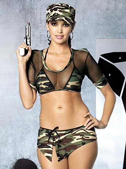 Costume Ensemble Soldier (SM - Camouflage)  Amazon.fr  Vêtements et ... eb285d396af