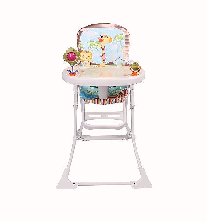 Star Ibaby Baby Pretty - Trona de bebés con juguetes: Amazon.es: Bebé