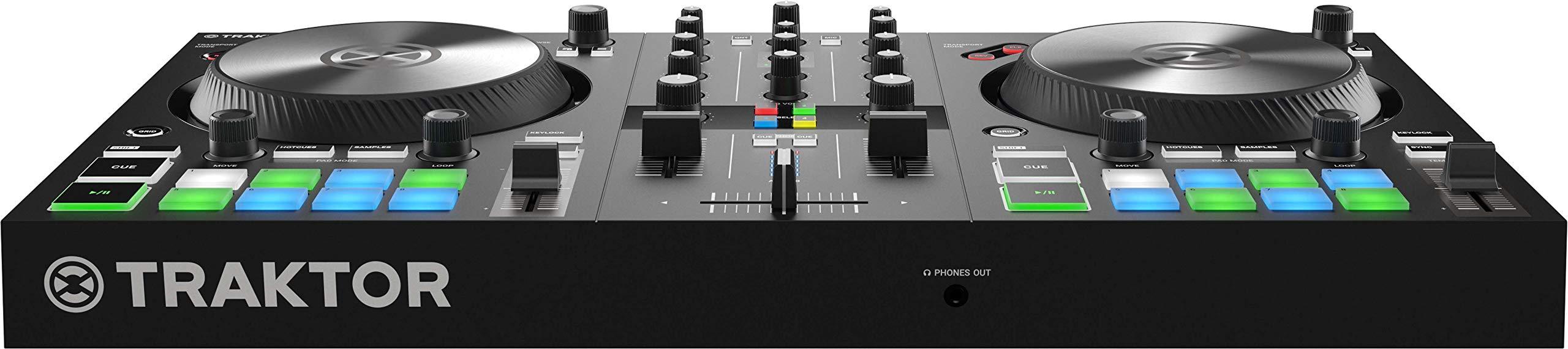 Native Instruments Traktor Kontrol S2 Mk3 DJ Controller by Native Instruments (Image #7)