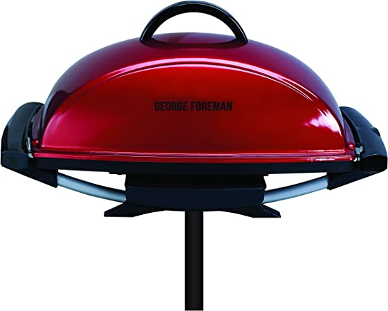 George Foreman GGR201RAU Indoor/Outdoor Barbeque