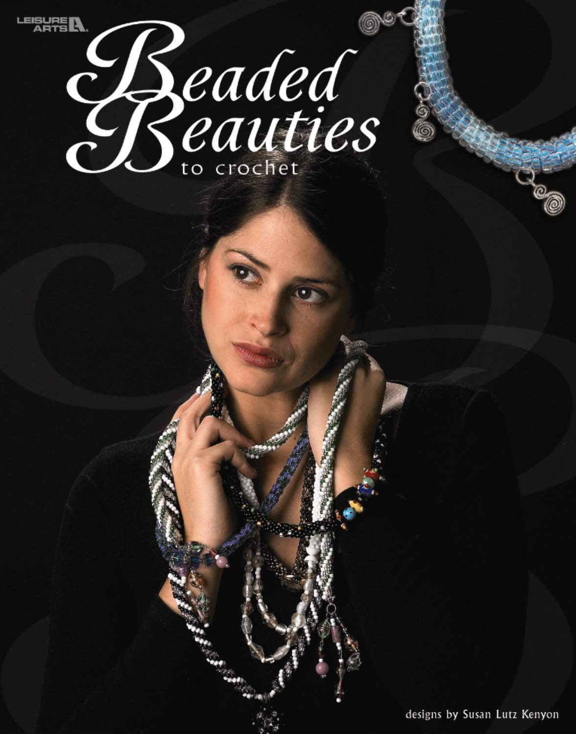 Beaded Beauties to Crochet  (Leisure Arts #3656) PDF