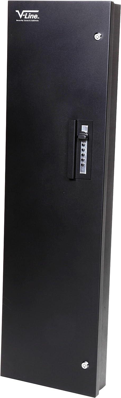 V-Line 31242-SA Quick Access Keyless Long Gun Safe (Black, 42-Inch)